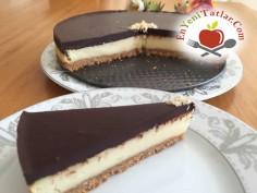 Çikolatalı Cheese Kek Tarifi (Çiz Kek, Cheesecake)