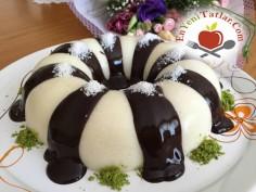 Çikolatalı Sütlü İrmik Tatlısı Tarifi