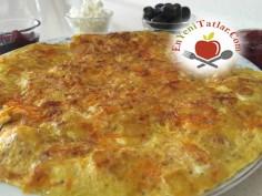 Patatesli Havuçlu Omlet Tarifi